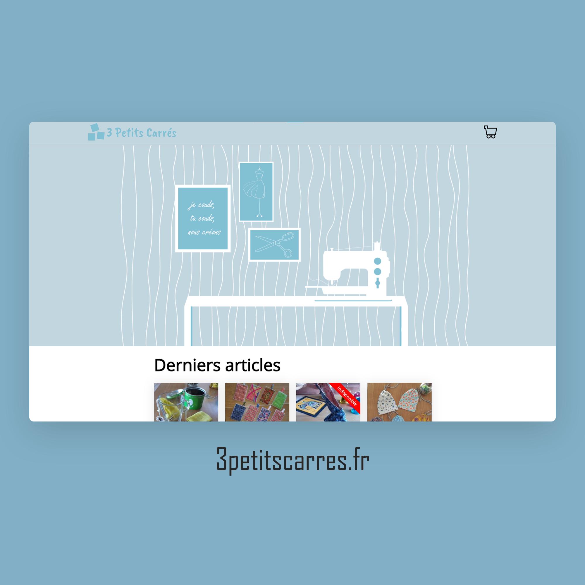 3 Petits Carrés - Image de présentation