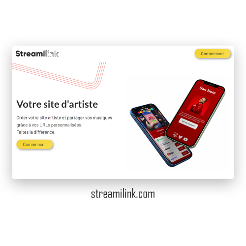 Streamilink - Image de présentation